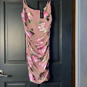 NWT Sweet Storm bodycon dress medium